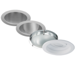 Downlight, Wall Wash, Drop Glass & Adjustable *Trim Options*